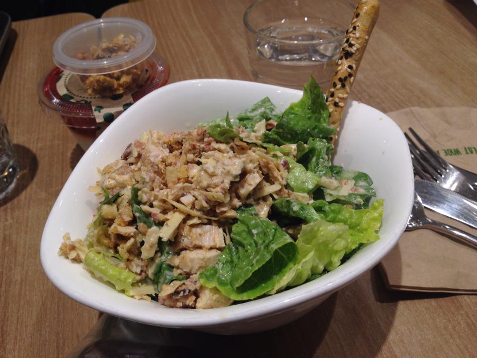 Caesar Salad Salad Stop