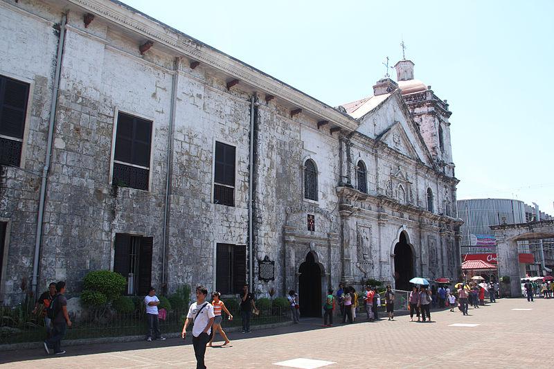 Basilica Minore de Sto. Nino Cebu