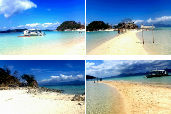 Coron beaches