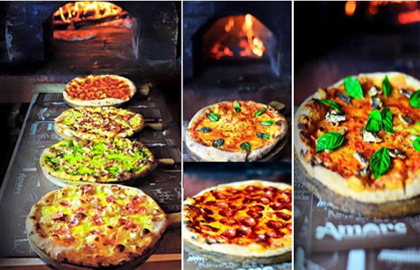 pizza, amare la cucina