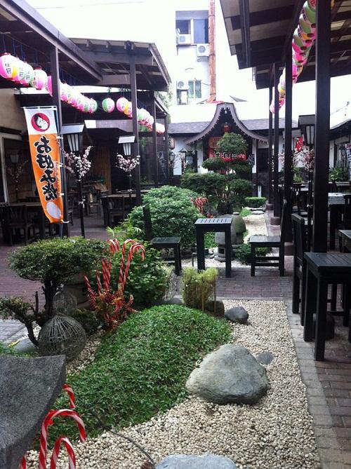 Urameshi-Ya Yakiniku restaurant