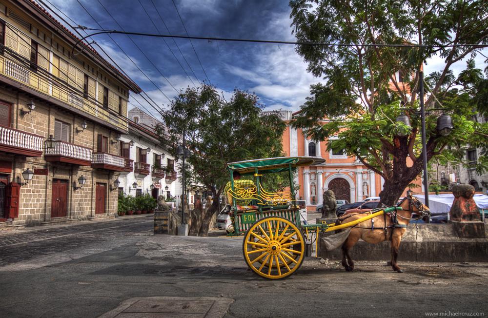 kalesa Intramuros Philippines