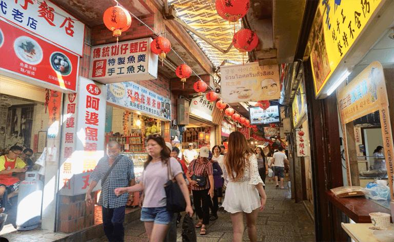 Taiwan Jiufen