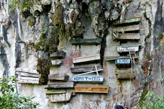 Hanging Coffins Sagada