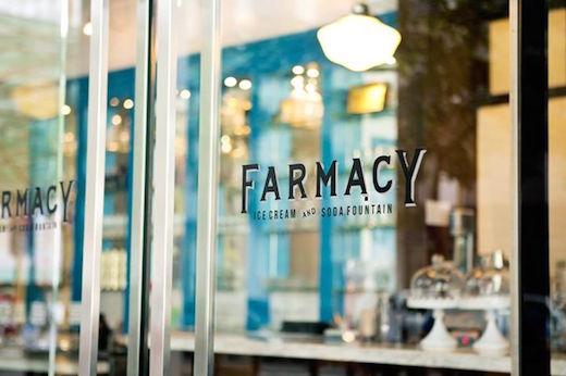 Farmacy ice cream