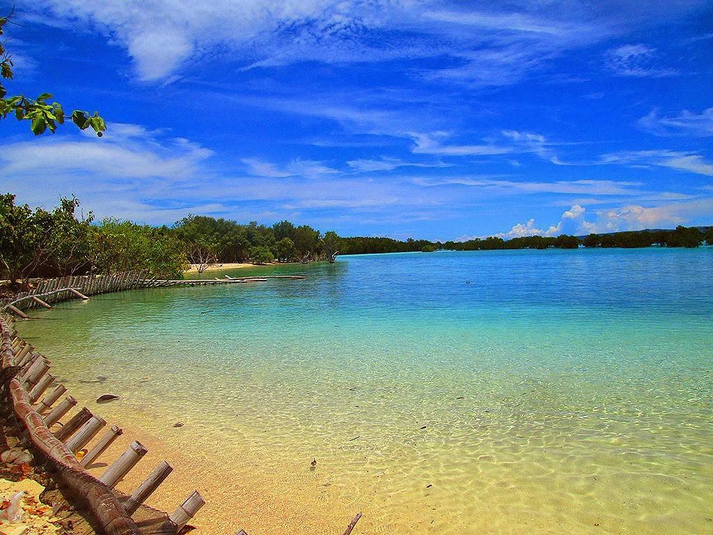 alibijaban island Quezon