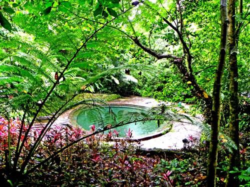Hidden Valley Hot Springs Laguna