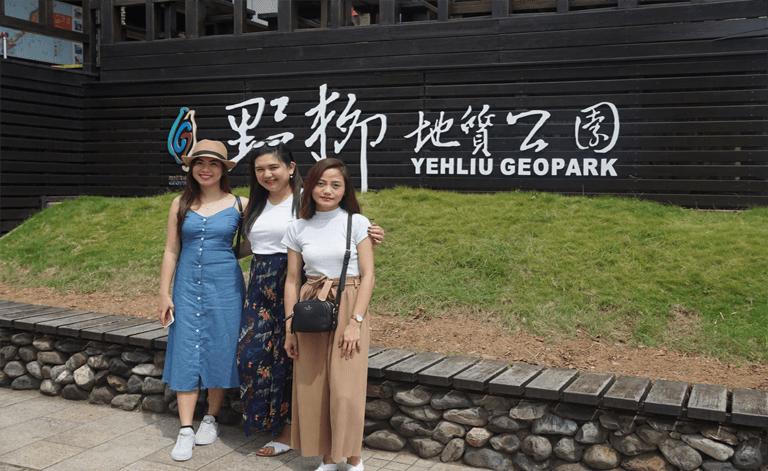 Taiwan Yehliu Geopark
