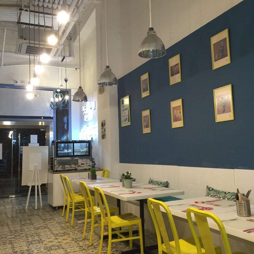 Milky Sunny cafe Makati