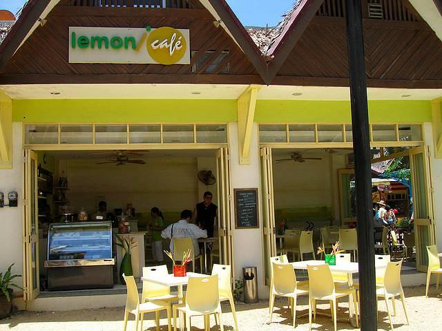 Lemon Cafe Boracay